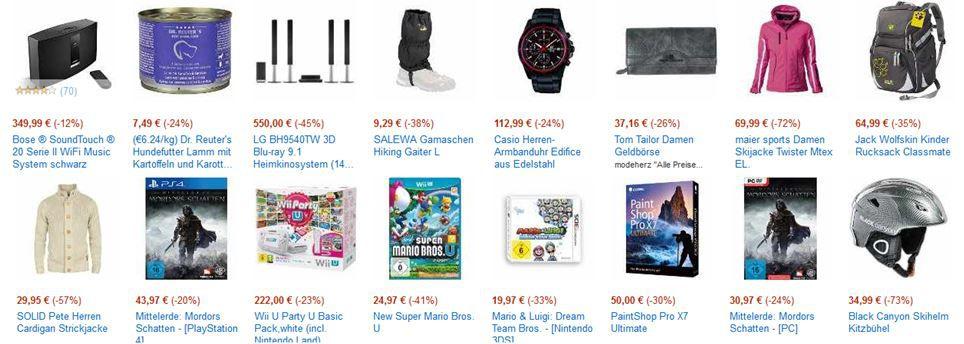 Amazon Blitzangebot39 LG BH9540TW 3D Blu ray 9.1 Heimkinosystem für 550€ bei den 90 Amazon Blitzangeboten ab 18Uhr
