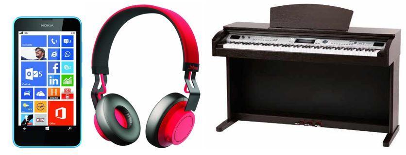 Jabra Move Wireless Bluetooth On Ear Kopfhörer für 69,90€ bei den reichlichen Amazon Blitzangeboten