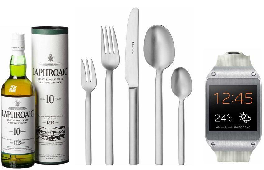 Amazon heute12 Samsung Galaxy Gear V700 Smartwatch für 79€ und mehr Amazon Blitzangebote ab 18Uhr!