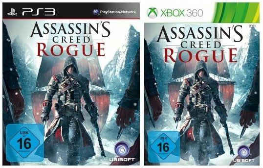 Assassin's Creed Rogue Assassin's Creed: Rogue (PS3 & Xbox360) für je nur 30€