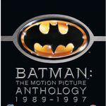 Batman: The Motion Picture Anthology auf Blu-ray für 11,01€ (statt 17€)