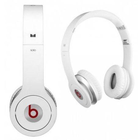 Beats by Dr. Dre Solo Monster Beats by Dr. Dre Solo HD mit ControlTalk für 89,90€