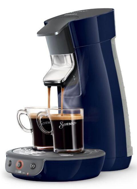 Senseo HD7825 Kaffeepadmaschine + 200 Pads für 73€