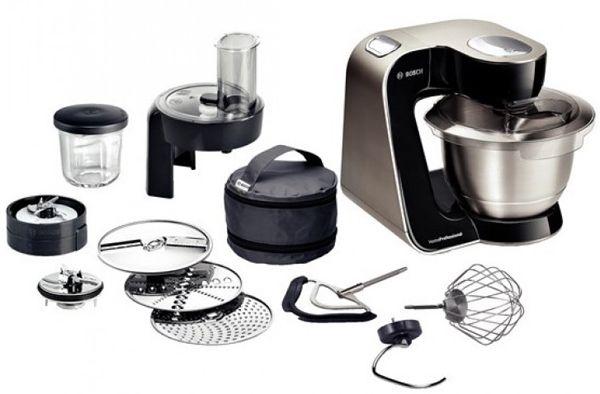 Bosch Home Professional MUM57B22 Küchenmaschine statt 349€ für 279€   Update
