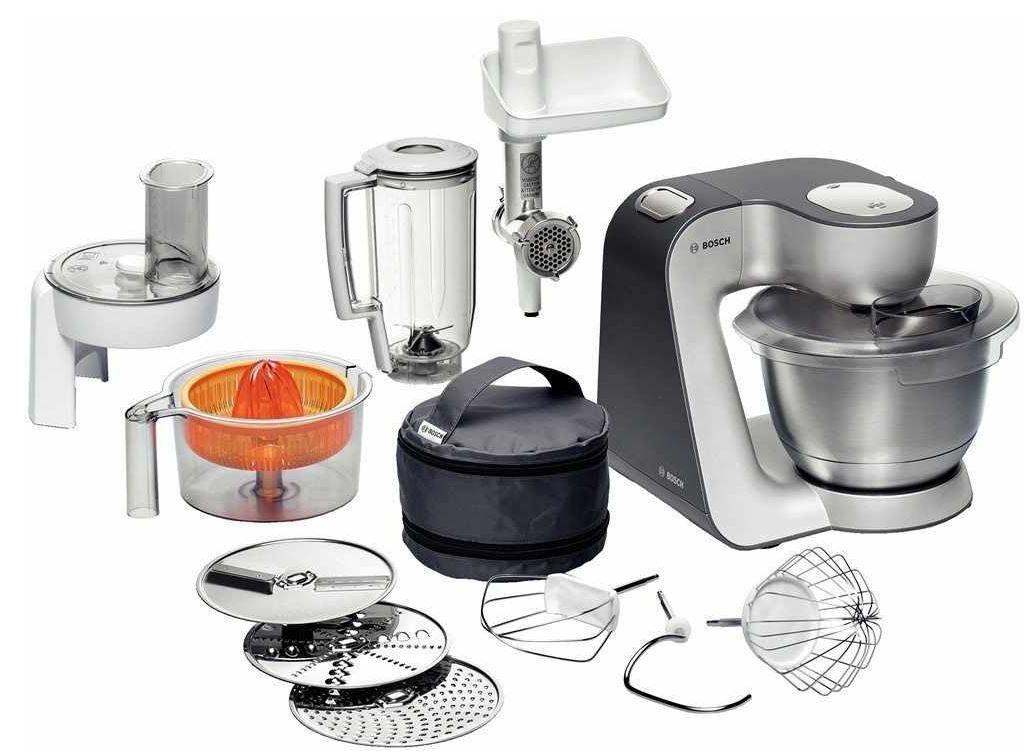 Bosch1  Bosch MUM 56S40 Styline Küchenmaschine ab 149€