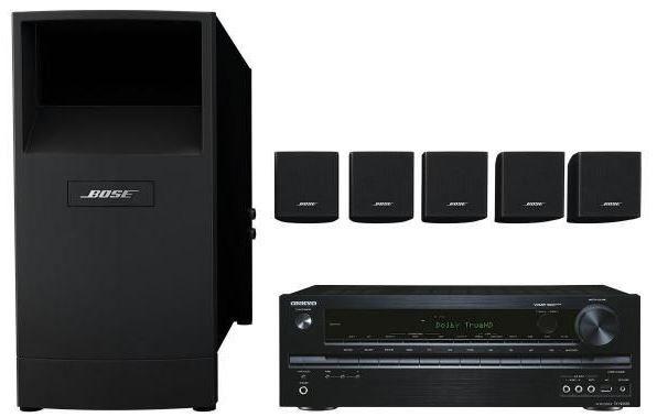Bose Onkyo TX NR535 Netzwerkreceiver + Bose Acoustimass 6 Heimkinolautsprecher für nur 699€ statt 999€ und mehr Cyberport Weekend Deals