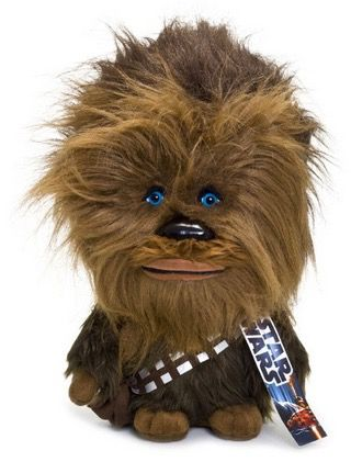 Star Wars 741867   Chewbacca Plüsch 40cm ab 14,16€