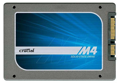 Crucial M4 128GB SSD für 33,64€