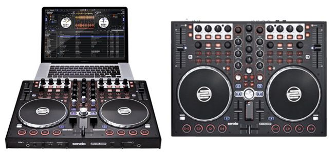 DJ Controller Reloop Terminal Mix 2 + Serato DJ Intro Software für 199€