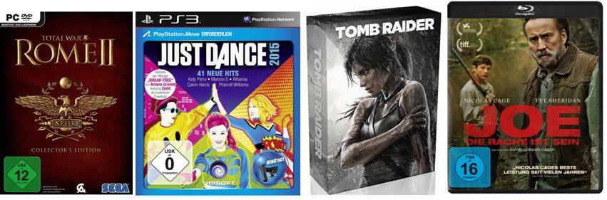 DVD Blu ray1 Haushalts Artikel bei den 132 Amazon Blitzangeboten ab 19Uhr   Update
