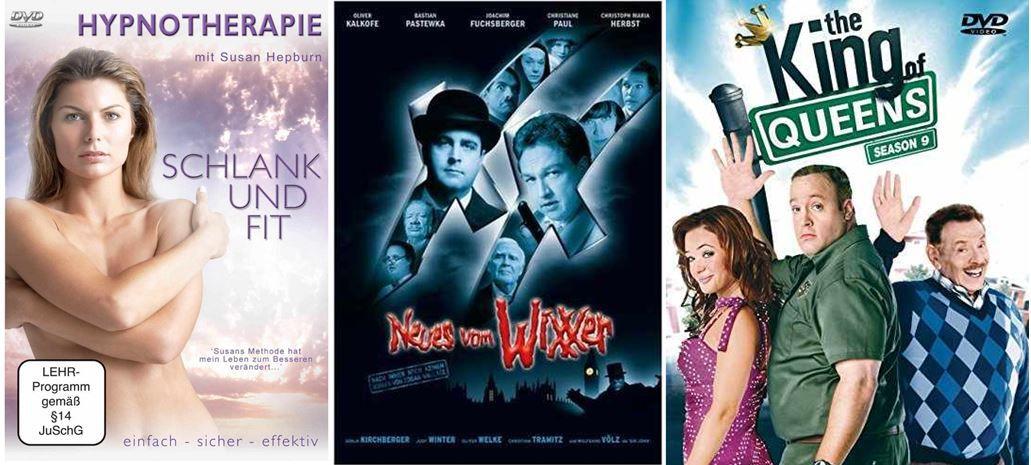 TV Serien bis  40% und mehr Amazon DVD oder Blu ray Angebote   Update!