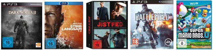 DVD Blu ray5 Wellness Edition 11770 Boxspringbett für 619,90€ bei den 146 Amazon Blitzangeboten ab 18Uhr