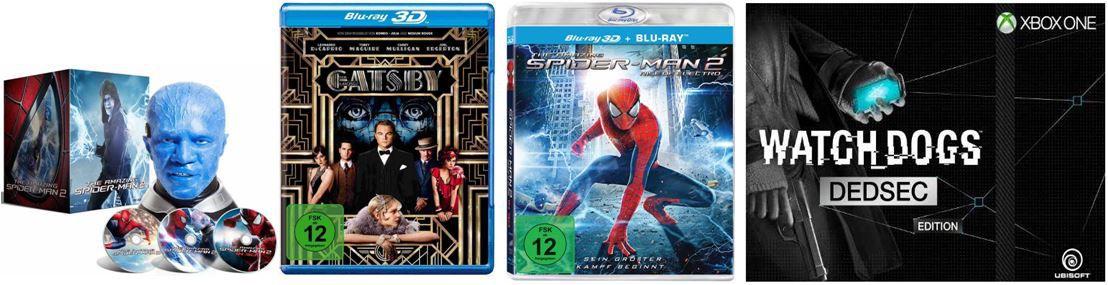 DVD Blu ray6 Juwel Aquarium Rio 240 für 299,99€ bei den 143 Amazon Blitzangeboten ab 18Uhr