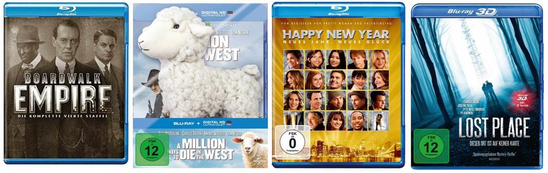 DVD Blu ray9  Happy New Year Blu ray ab 5€ und mehr bei den Amazon DVD und Blu ray Angeboten der Woche