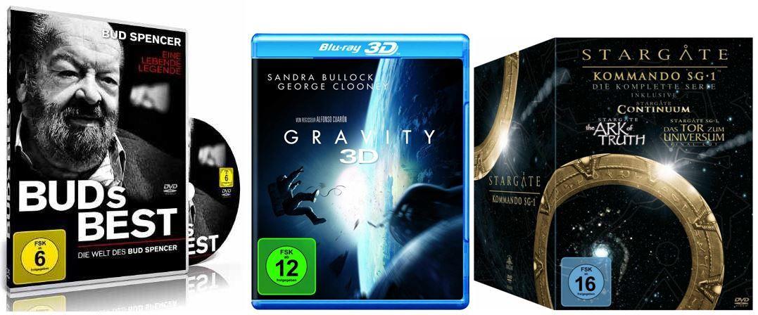 DVD Blu rays4 3D Blu rays zum Aktionspreis und mehr Amazon DVD und Blu ray Angebote