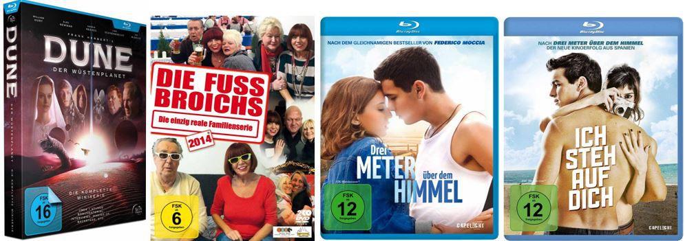 DVD Blu rays8 Ritzenhoff & Breker Alina Marron   Kombiservice 30 teilig   bei den 63 Amazon Blitzangeboten bis 11Uhr