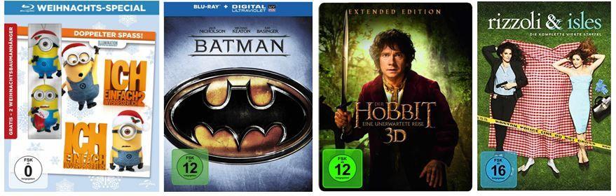 DVD Ich   Einfach unverbesserlich Doppelpack ab 29,97€ und mehr bei den Amazon DVD und Blu ray Angeboten der Woche