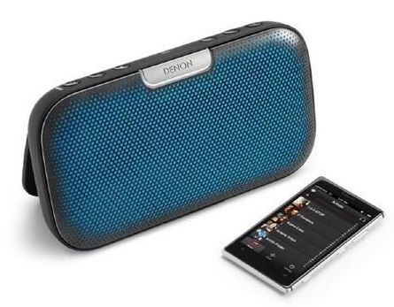 Denon Envaya Denon Envaya portabler Bluetooth Lautsprecher mit aptX und NFC für 119,99€
