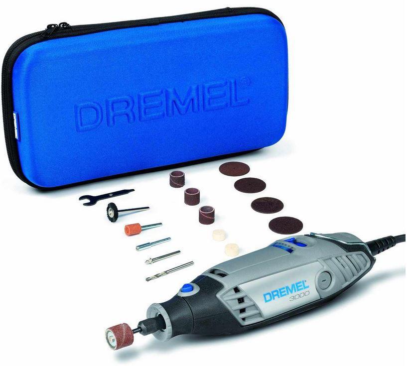 Dremel1 Dremel 3000 15   Multifunktionswerkzeug statt 51€ für 39,90€   Update