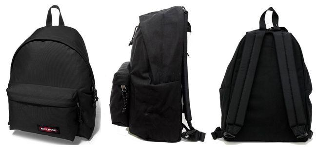 Eastpak Padded Pakr Black Rucksack ab 24,90€