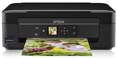 Epson Expression Home XP 312 Epson Expression Home XP 312 Multifunktionsdrucker mit WLAN für 52,89€