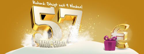 Lottoland: Gratis Tipp für den EuroJackpot für Neukunden   Update!