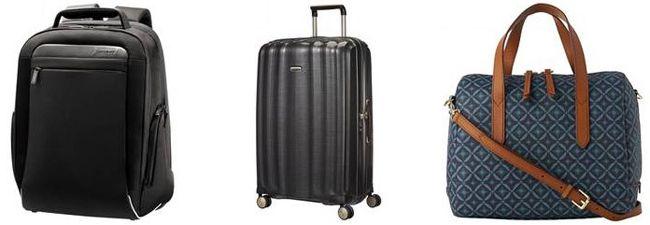 Galeria Kaufhof Taschen 20% Rabatt auf Handtaschen und Reisekoffer bei Galeria Kaufhof + 10% Gutschein