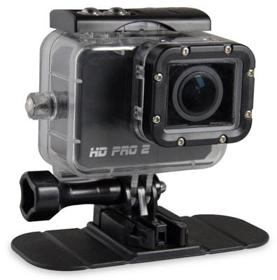 HD PRO 2 Action Cam HD PRO 2 Action Cam (Full HD, 60 fps, 20 Megapixel, 2 Zoll LCD Display, WiFi, gratis App) für 99,99€
