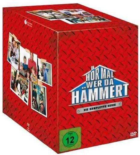 Hoermal Hör mal, wer da hämmert   Komplettbox 28 DVDs für 33,97€ bei den Amazon 5 Tage Preishits   Update!