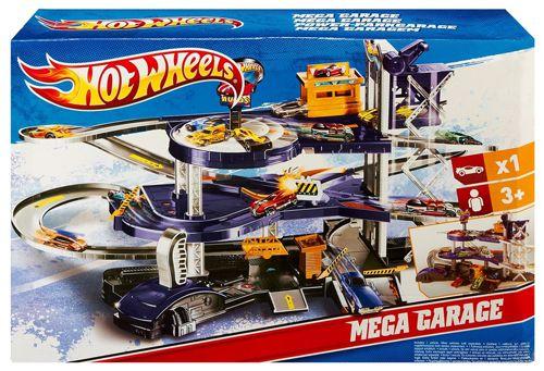 Hot Wheels Große Parkgarage Hot Wheels Große Parkgarage von Mattel ab 26,39€ (statt 44€)