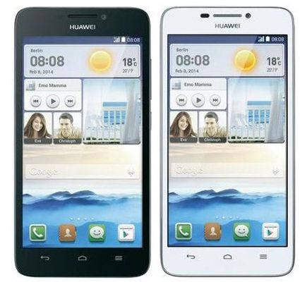 Huawei Ascend G630   5 Zoll Android Smartphone für 110€