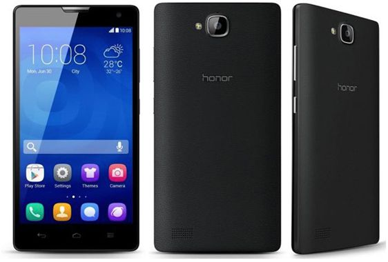 Huawei Honor 3C Huawei Honor 3C   5 Zoll Android Smartphone für 99,99€