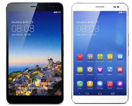 Huawei MediaPad X1 7.0 Tablet (7 Zoll, LTE, 1,6GHz, 2GB Ram, 16GB) für 239€