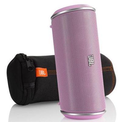 JBL Flip JBL Flip in Lavender   portabler Stereo Aktiv Lautsprecher mit Bluetooth für 42€
