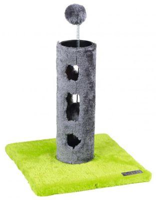 Kerbl Mira 81511 Kratzbaum in grün/grau für 7,89€