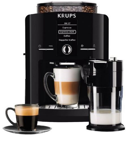 Krups EA8298 LattEspress One Touch Vollautomat für 349€