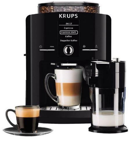 Krups EA8298 LattEspress One Touch Vollautomat für 349€ (statt 394€)