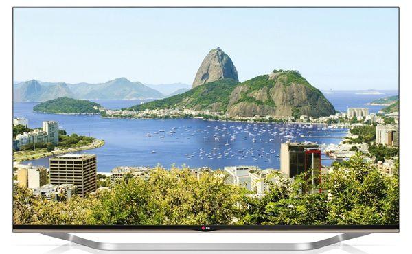 LG 47LB731V   47 Zoll 3D Full HD Fernseher mit WLAN und Triple Tuner für 499€