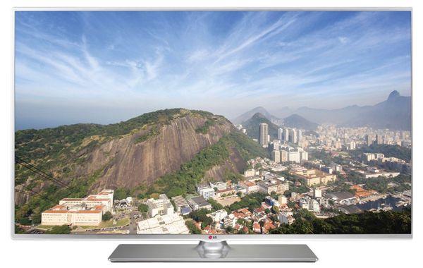 LG 55LB580V   55 Zoll Full HD LED Fernseher mit WLAN und Triple Tuner für 529,99€