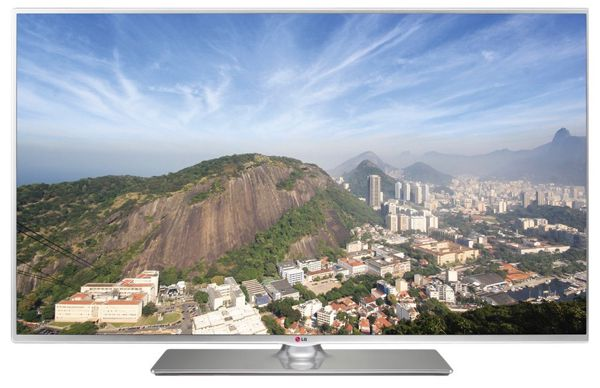 LG 60LB580V LG 60LB580V   60 Zoll Full HD LED Fernseher mit WLAN und Triple Tuner für 818,99€