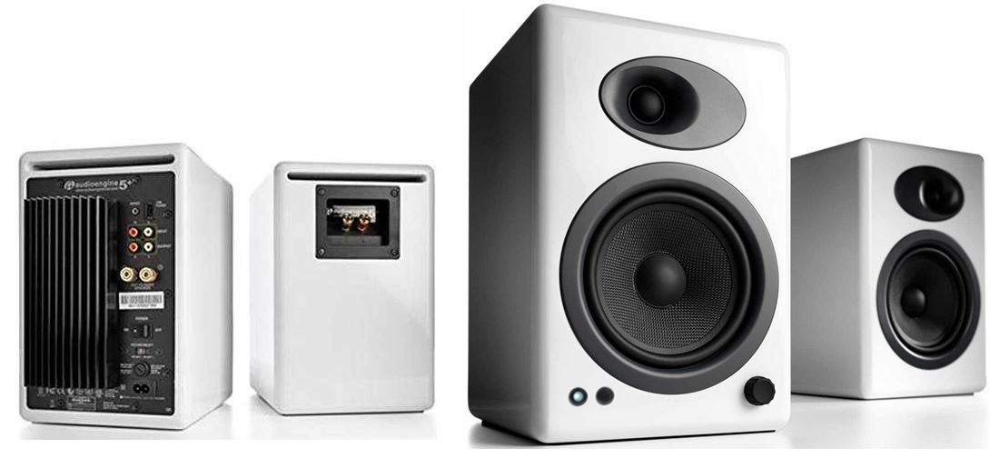 Audioengine 5+ Aktivlaustprecher Paar für 329€ statt 499€