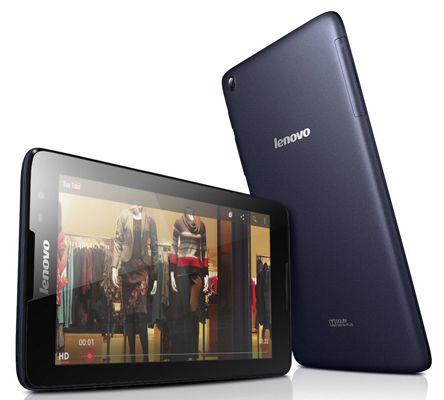 Lenovo IdeaTab A8 50 A5500 F   8 Zoll WLAN Tablet für 99€