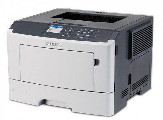 Lexmark MS510DN Laserdrucker s/w (A4, Drucker, Duplex, Netzwerk) für 128€ (statt 148€)