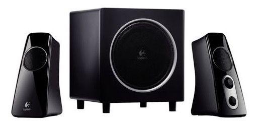 Logitech Z523 2.1 Soundsystem für 37,99€   B Ware!