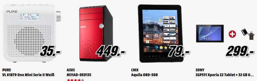 MM tiefpreis3 Samsung Galaxy K Zoom + Galaxy Tab 7.0 WiFi für 222€ und mehr MediaMarkt Angebote
