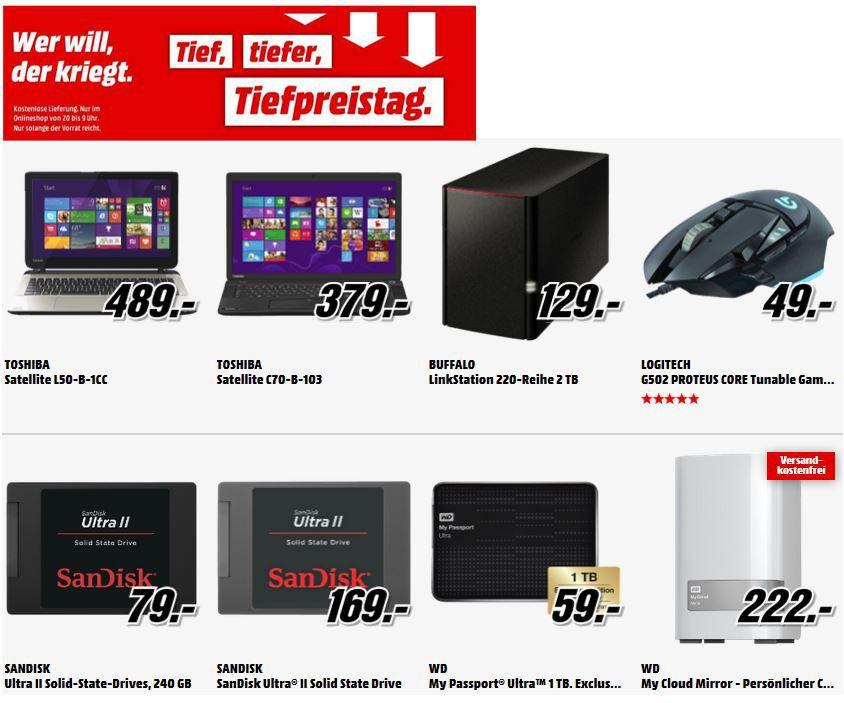 Samsung Galaxy K Zoom + Galaxy Tab 7.0 WiFi für 222€ und mehr MediaMarkt Angebote
