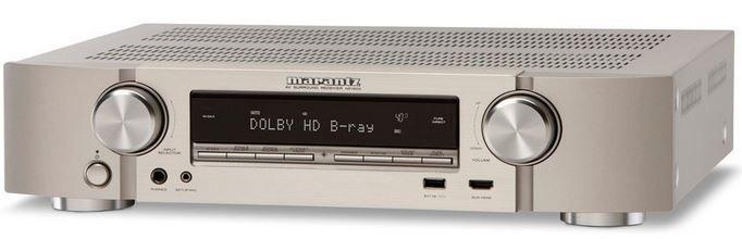 Marantz NR1605   7.1 AV Netzwerk Receiver, AirPlay für 379€