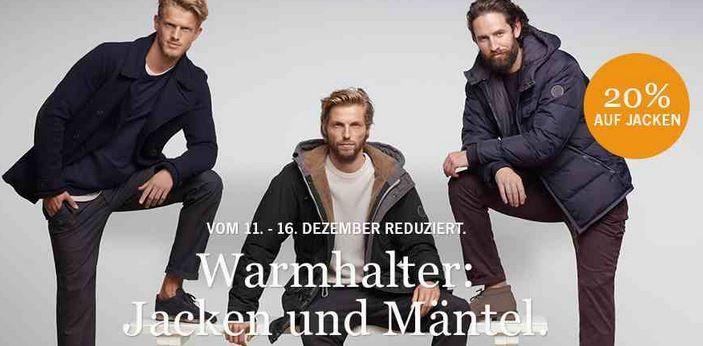 Marcopolo1 Marc OPolo mit 30% Rabattsale und 20% auf Jacken und Mäntel   Update!