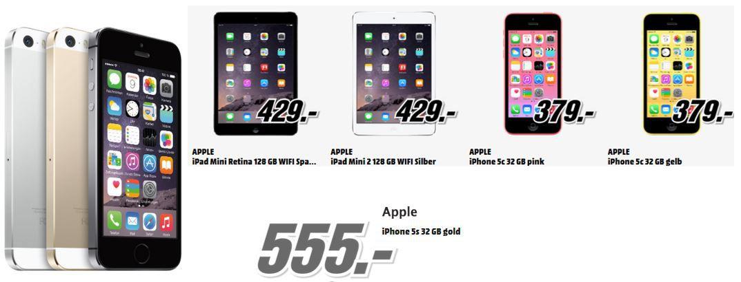 Apple MacBook Air 13″statt 863€ für 799€   und mehr MediaMarkt Apple Tiefpreis Angebote   Update!