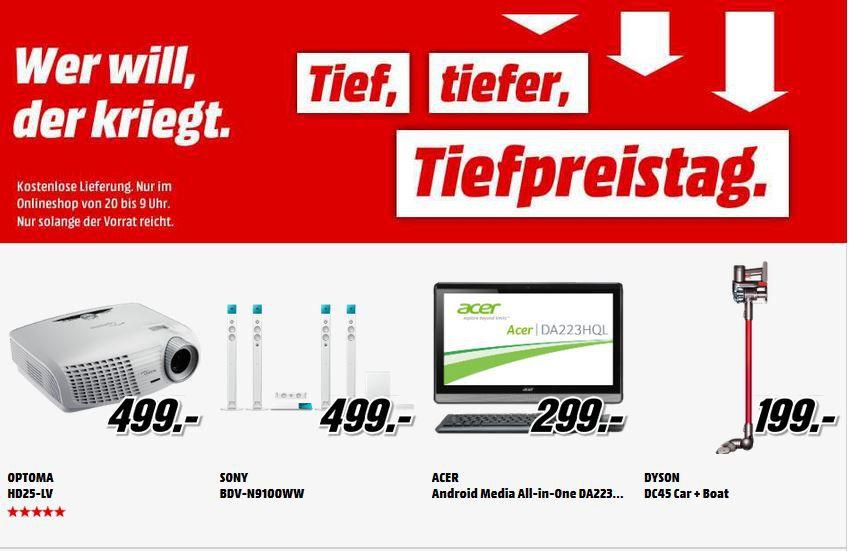 3D Beamer Optoma HD 25 LV für 499€ und mehr MediaMarkt Angebote
